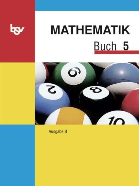 Mathematik Buch B 5 als Buch