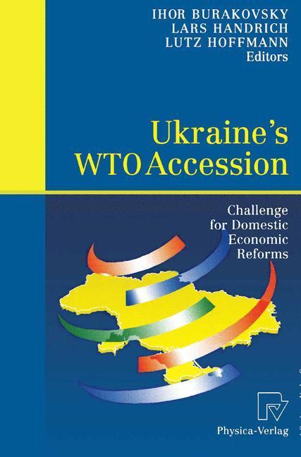 Ukraine's WTO Accession als Buch