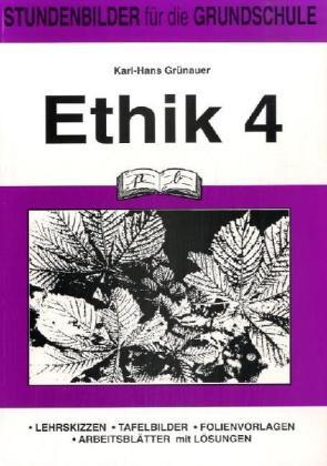 Ethik 4. Schuljahr als Buch