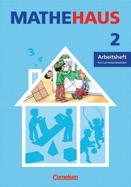 Mathehaus 2 B. Arbeitsheft. Baden-Württemberg, Rheinland-Pfalz, Saarland als Buch