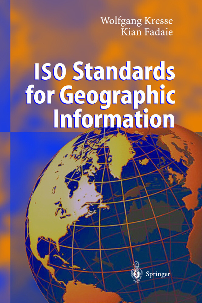 ISO Standards for Geographic Information als Buch