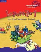 Leporello 1. Lern-Spiel-Werkstatt. CD-ROM für Windows 95/98/2000/NT/ME/XP