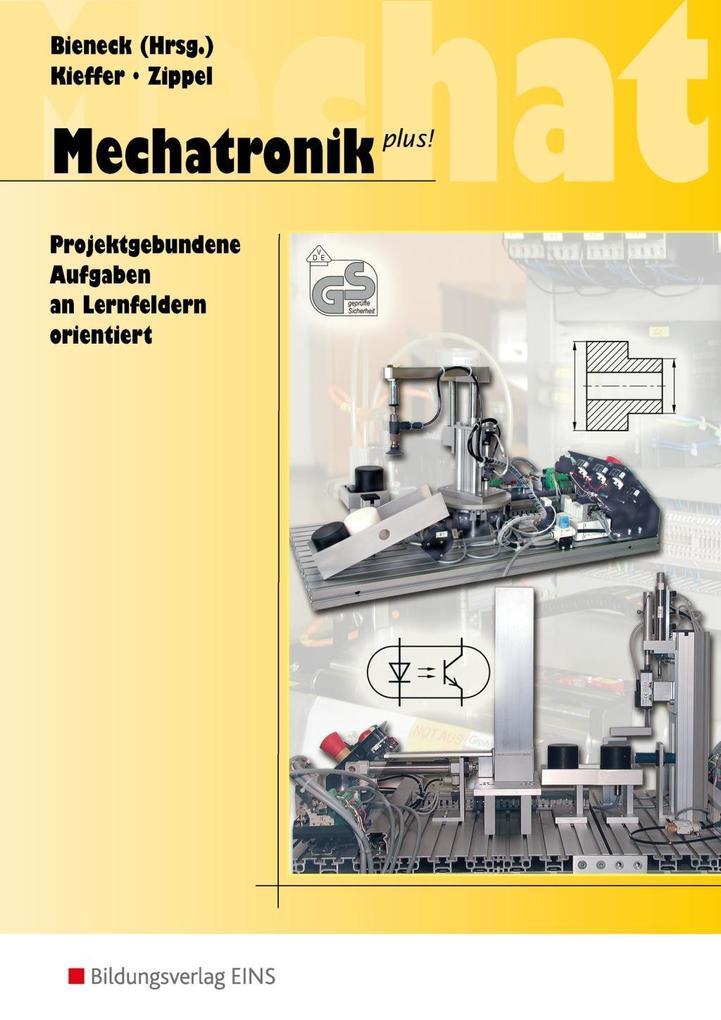 Mechatronik plus als Buch