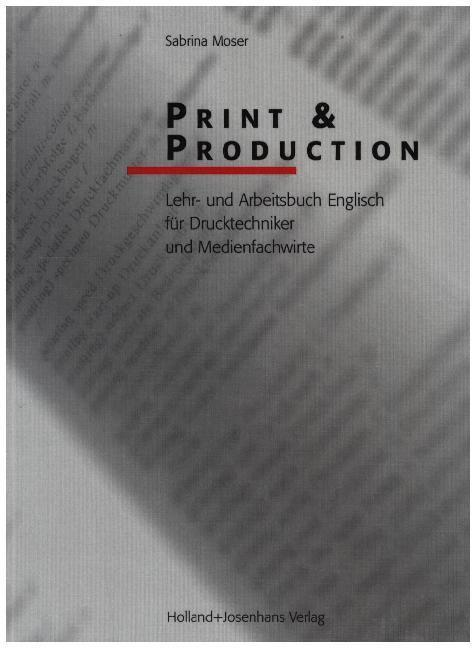 Print & Production als Buch (kartoniert)