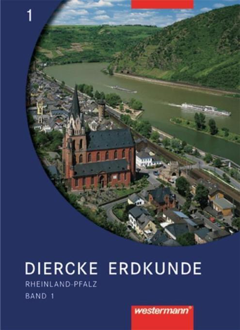 Diercke Erdkunde 1. Rheinland-Pfalz als Buch