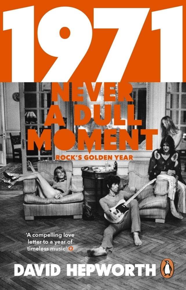 1971 - Never a Dull Moment als Taschenbuch von ...