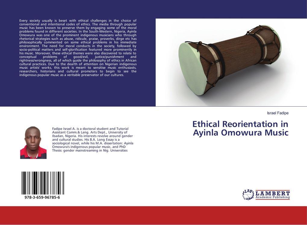 Ethical Reorientation in Ayinla Omowura Music a...