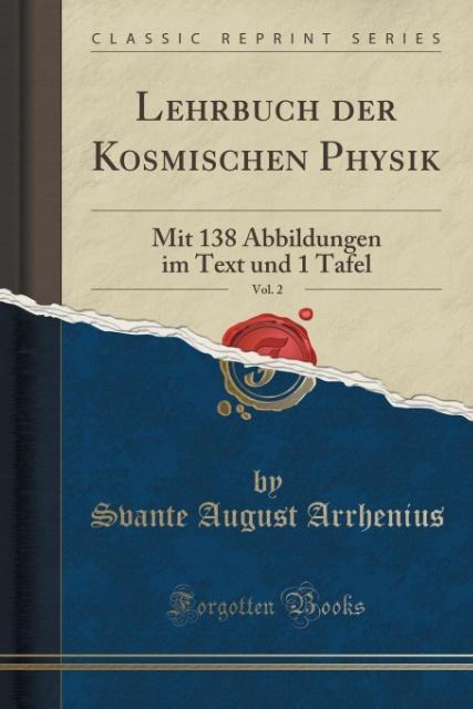 Lehrbuch der Kosmischen Physik, Vol. 2 als Tasc...