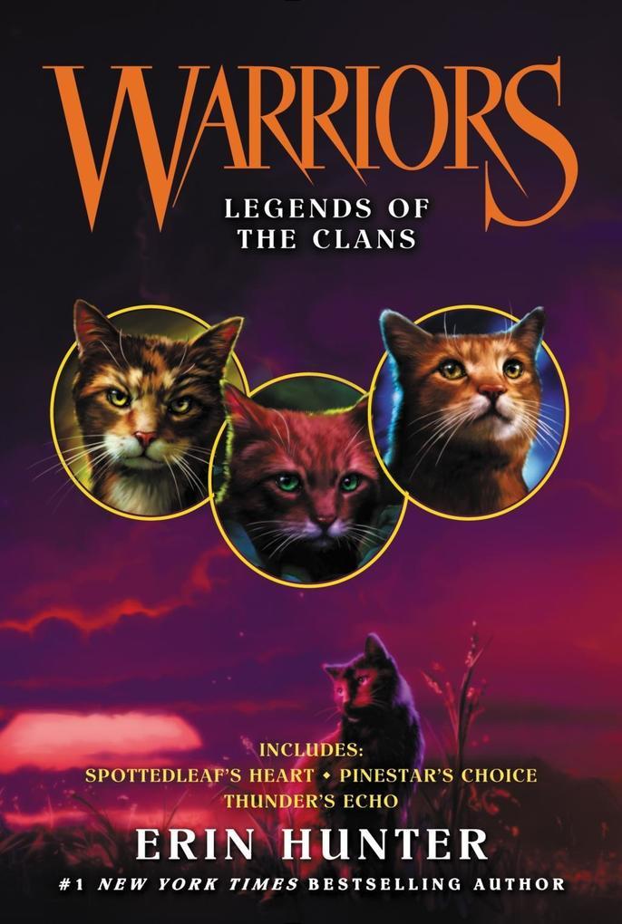 Warriors: Legends of the Clans als eBook Downlo...