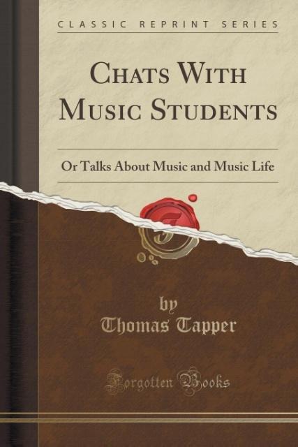 Chats With Music Students als Taschenbuch von T...