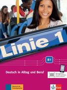 Linie 1 B1. Kurs- und Übungsbuch mit DVD-ROM