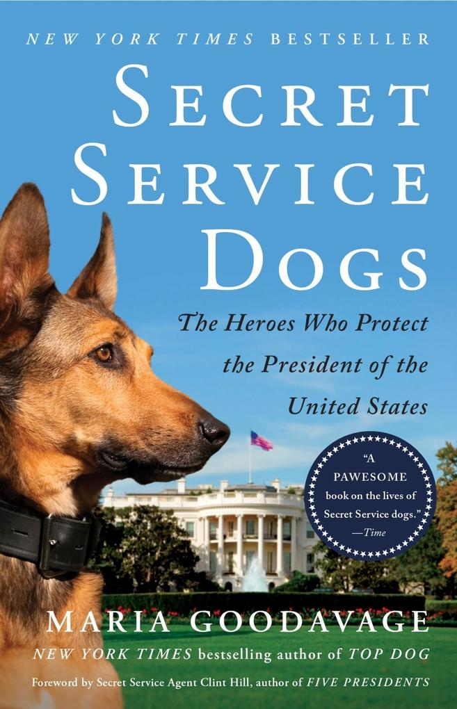 Secret Service Dogs als eBook Download von Mari...
