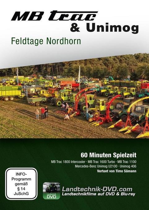MB Trac & Unimog Feldtage Nordhorn