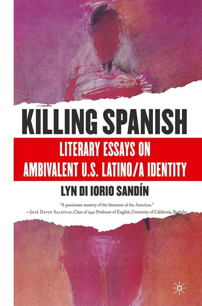 Killing Spanish als eBook Download von L. Sandin
