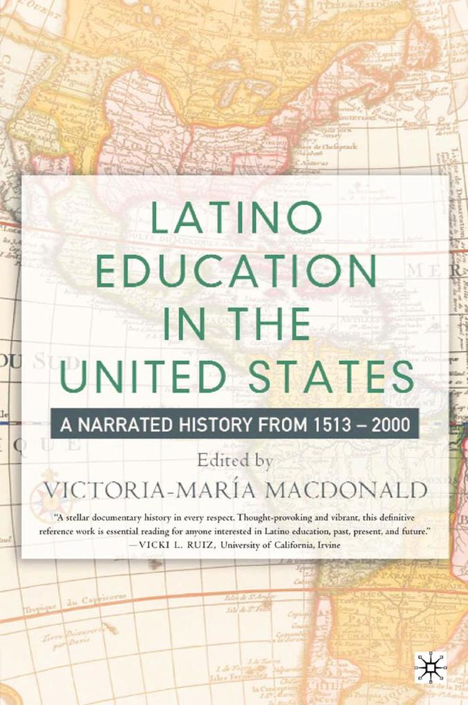 Latino Education in the United States als eBook...
