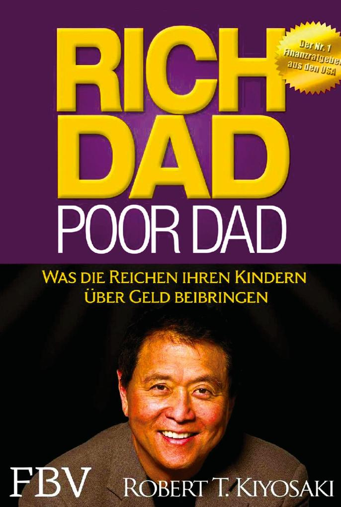 Rich Dad Poor Dad als Buch
