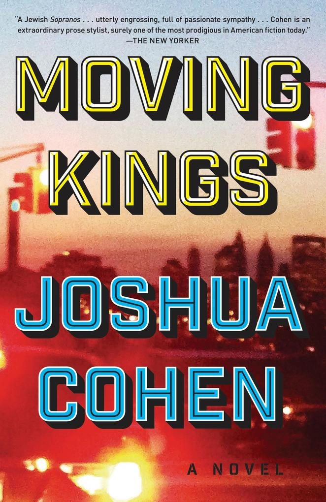 Moving Kings als Buch