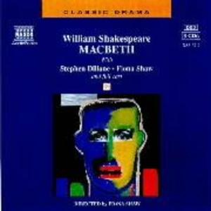 Macbeth 3 CD set als Hörbuch