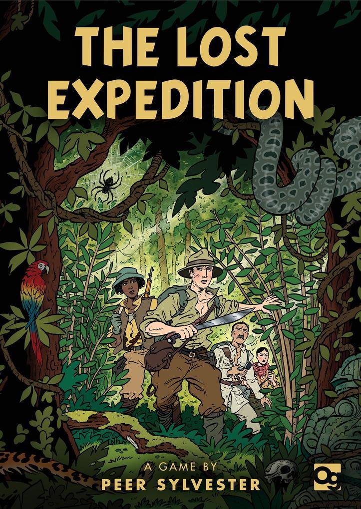 The Lost Expedition als sonstige Artikel