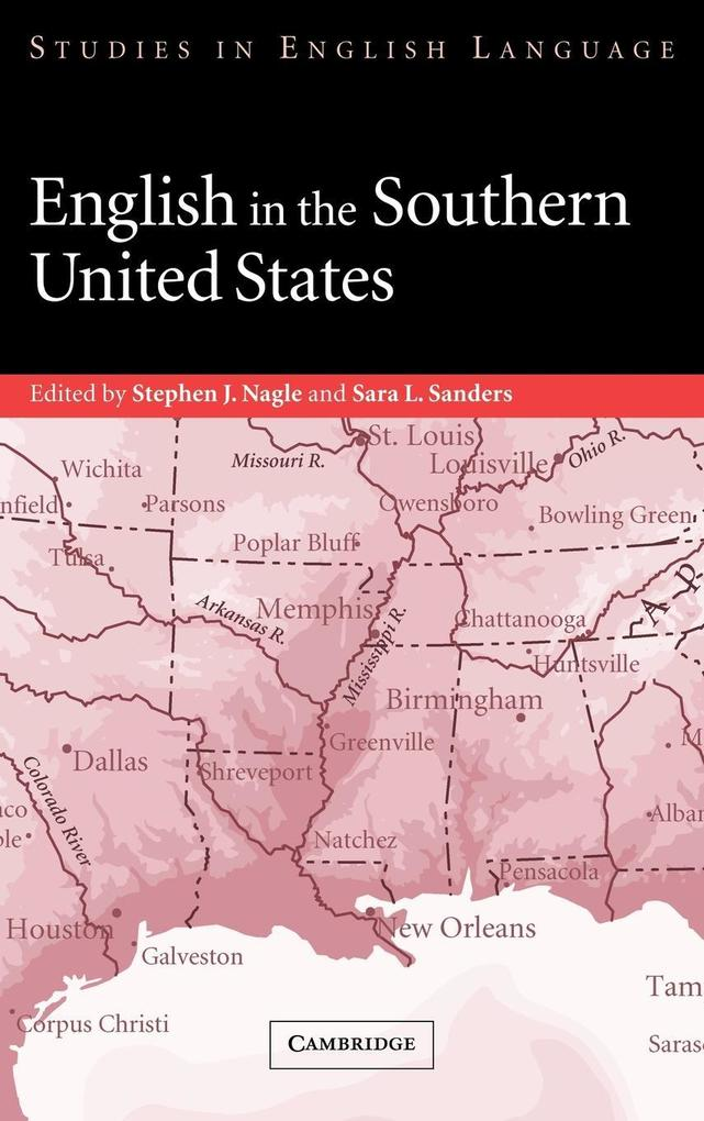 English in the Southern United States als Buch
