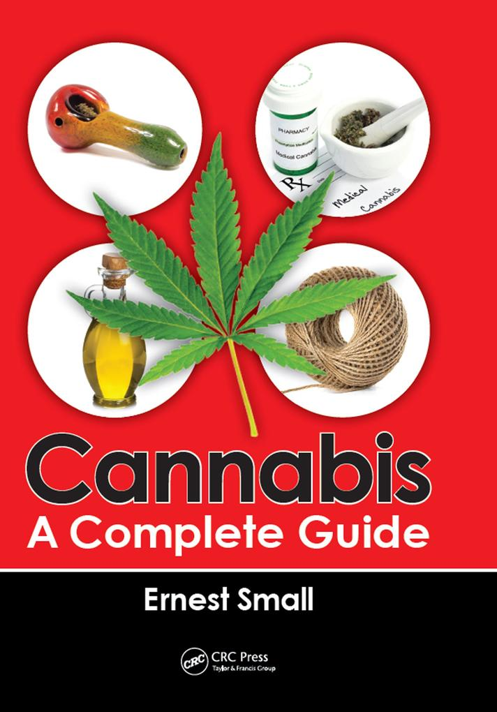 Cannabis als eBook Download von Ernest Small