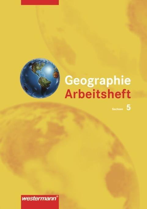 Heimat und Welt 5. Arbeitsheft. Sachsen als Buch