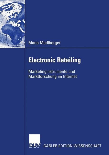 Electronic Retailing als Buch (kartoniert)