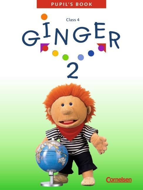 Ginger 2. Schülerbuch als Buch