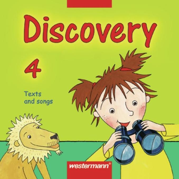 Discovery 4. CD als Hörbuch