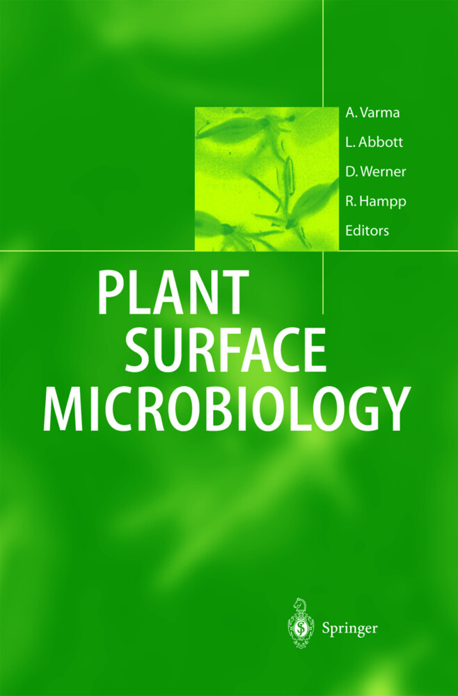 Plant Surface Microbiology als Buch
