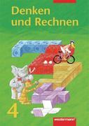 Denken und Rechnen 4. Schülerbuch. Berlin, Brandenburg, Mecklenburg-Vorpommern, Sachsen-Anhalt, Thüringen