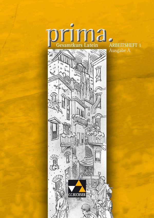 Prima A. Arbeitsheft 2 als Buch