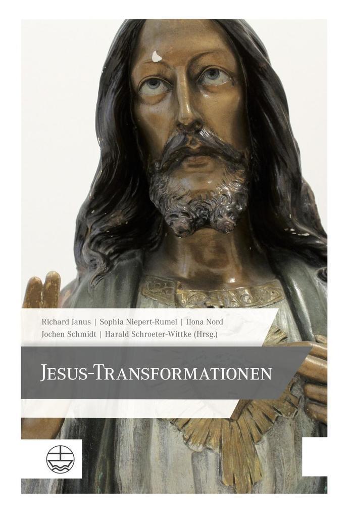 Jesus-Transformationen als Buch