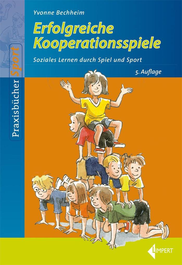 Erfolgreiche Kooperationsspiele als Buch