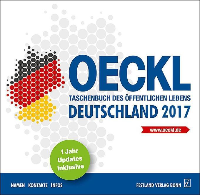 OECKL. Taschenbuch des Öffentlichen Lebens - De...