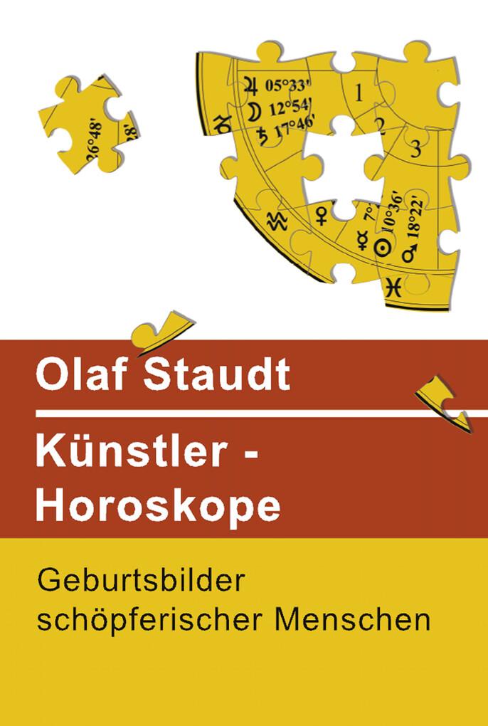 Künstler-Horoskope als eBook Download von Olaf ...