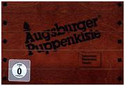 Augsburger Puppenkiste - Holzkiste. Special Edition