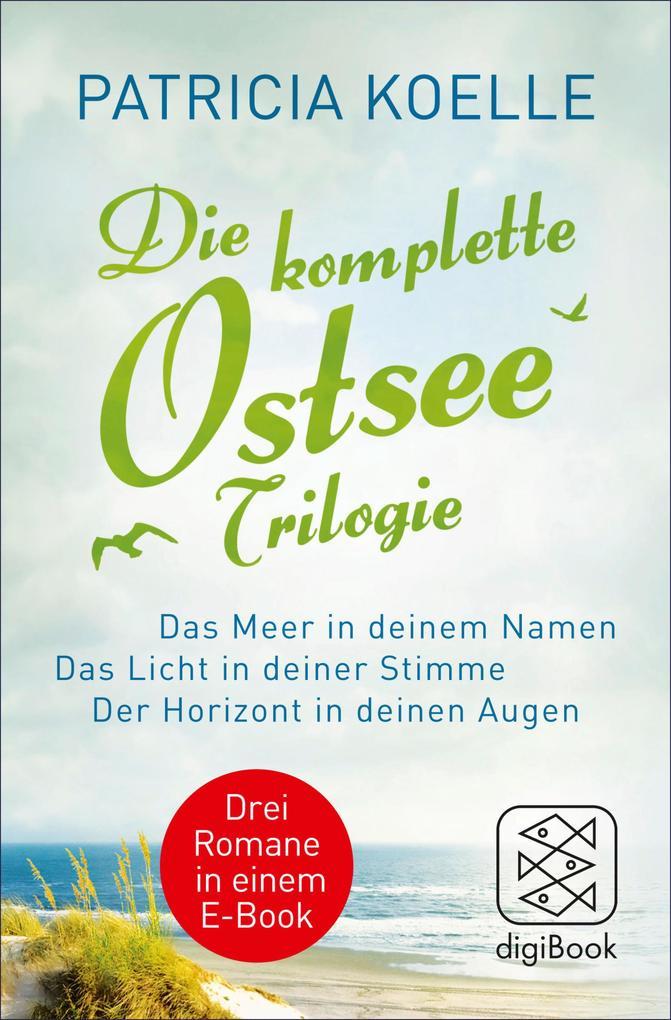 Die komplette Ostsee-Trilogie als eBook