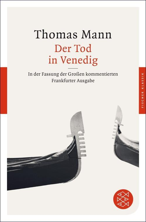 Der Tod in Venedig als eBook
