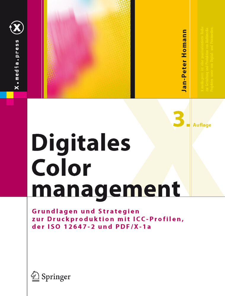 Digitales Colormanagement als Buch