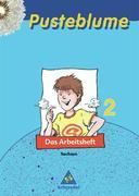 Pusteblume. Das Sachbuch 2. Arbeitsheft. Sachsen. Neubearbeitung