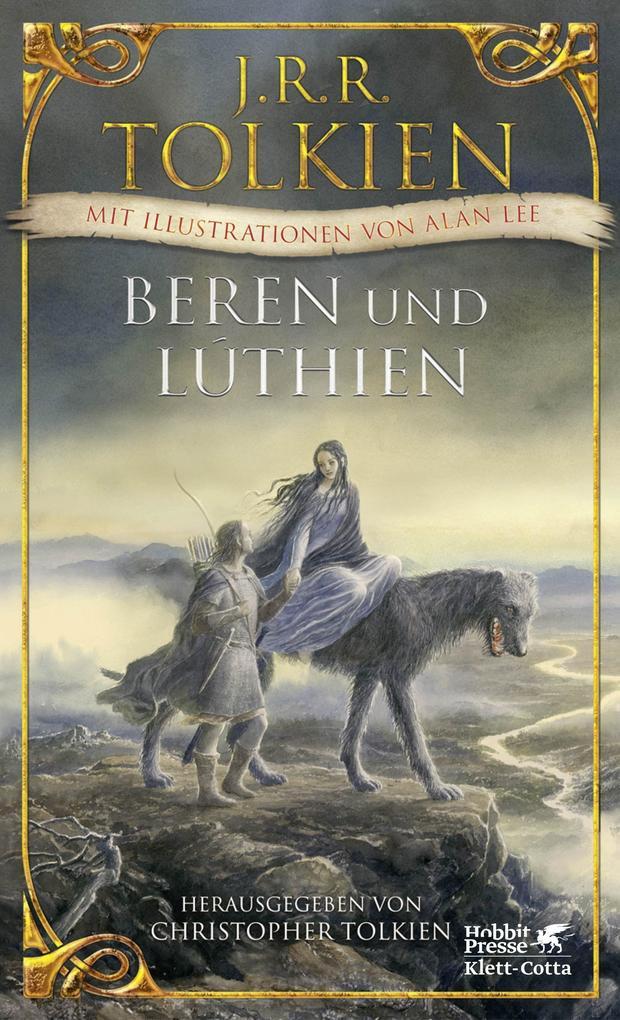 Beren und Lúthien als Buch