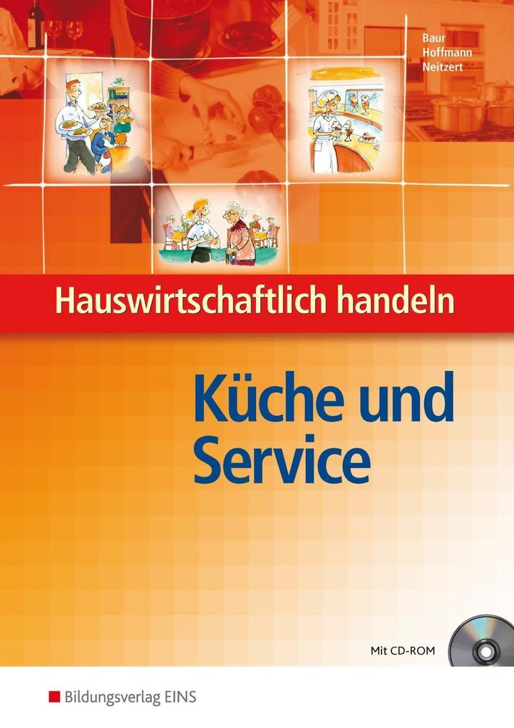 Küche und Service als Buch