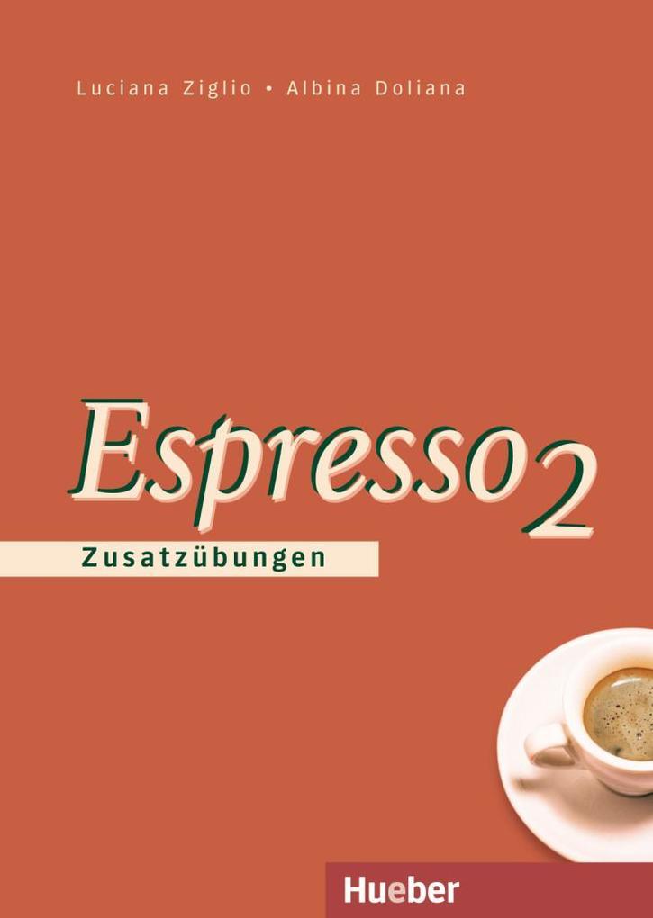Espresso 2. Zusatzübungen als Buch