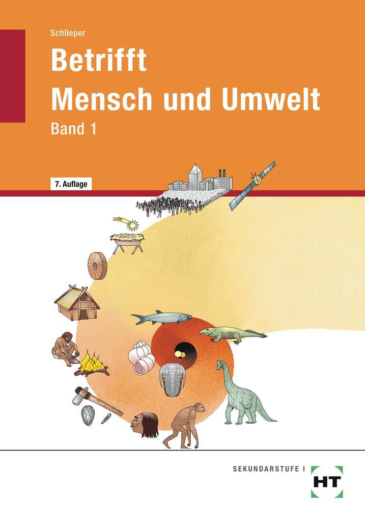 Betrifft Mensch und Umwelt 1 als Buch
