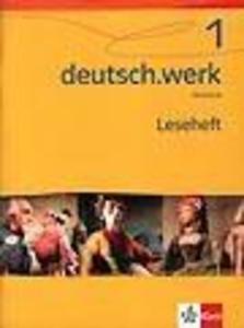 deutsch.werk Leseheft 1. 5. Schuljahr als Buch