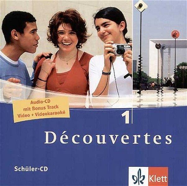 Découvertes 1. Schüler-CD als Hörbuch