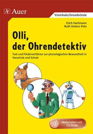 Olli, der Ohrendetektiv als Buch