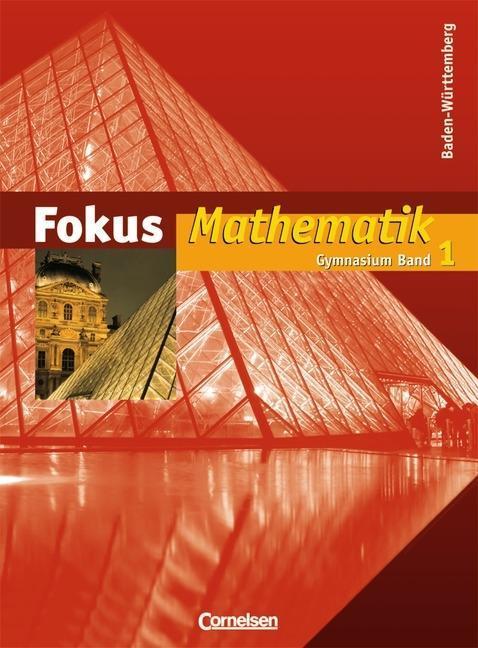 Fokus Mathematik. 5. Klasse. Gymnasium Baden-Württemberg als Buch