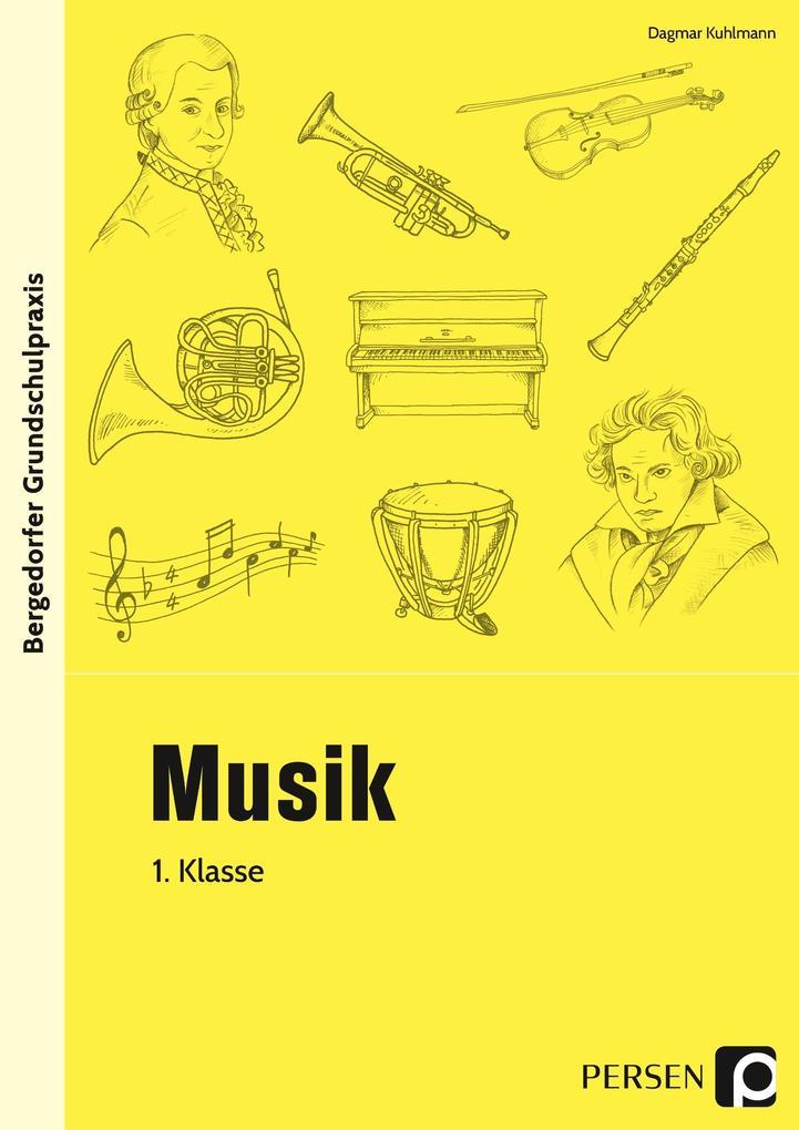 Musik - 1. Klasse als Buch